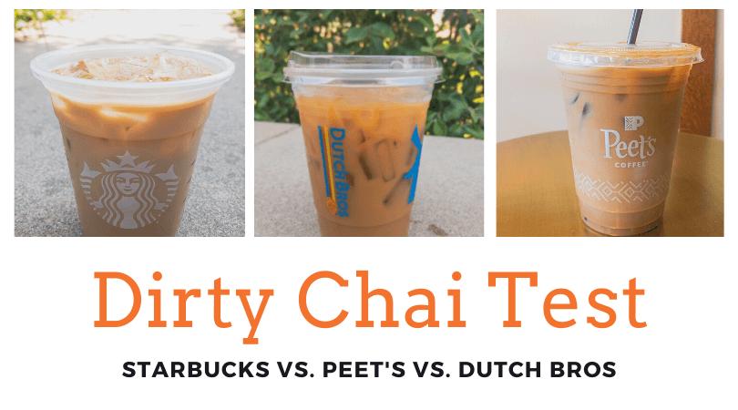 best dirty chai