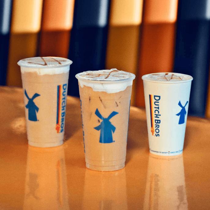 dutch bros fall drinks